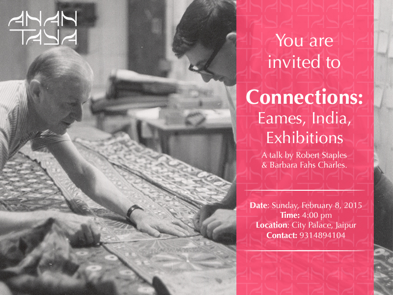 Invite for Home Decor Exhibition by MTLB